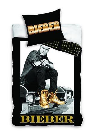 Justin Bieber Bettwäsche 140x200cm Amazonde Küche Haushalt