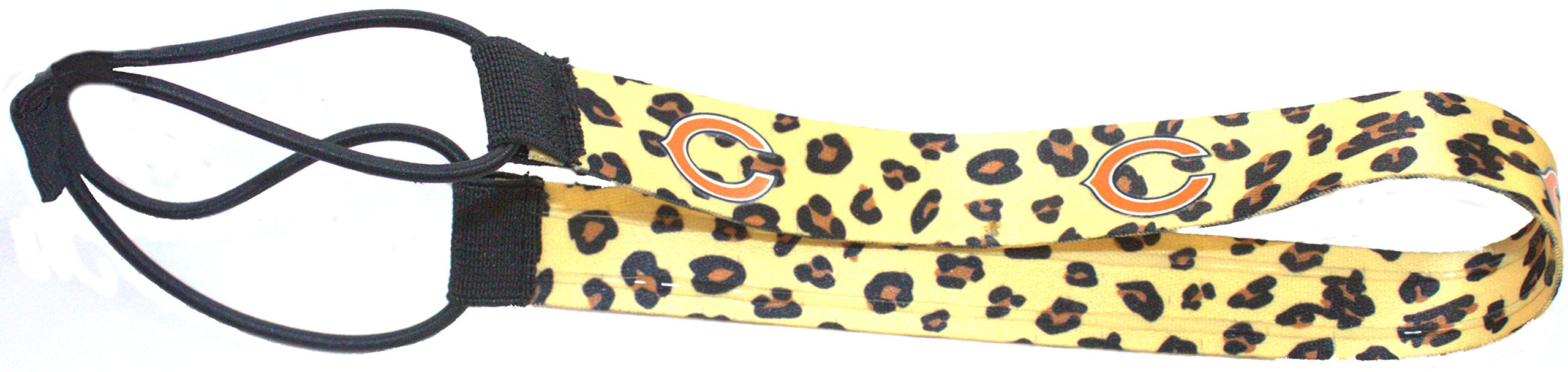 NFL Officially Licensed Chicago Bears Leopard Spots Headband