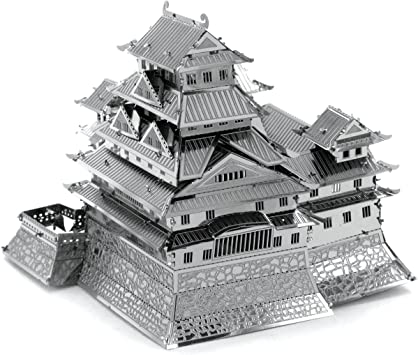 Metal Earth modelli di taglio laser giocattoli da costruzione Fascinations Space Shuttle Atlantis Puzzle in metallo 3D