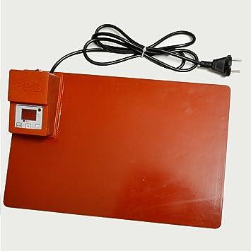 Placa calefactora carpeta separador pantalla adhesivo Entferner ...