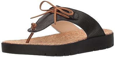 Sperry Top-Sider Women's Sunkiss Cara Sandal, Black, 10 Medium US