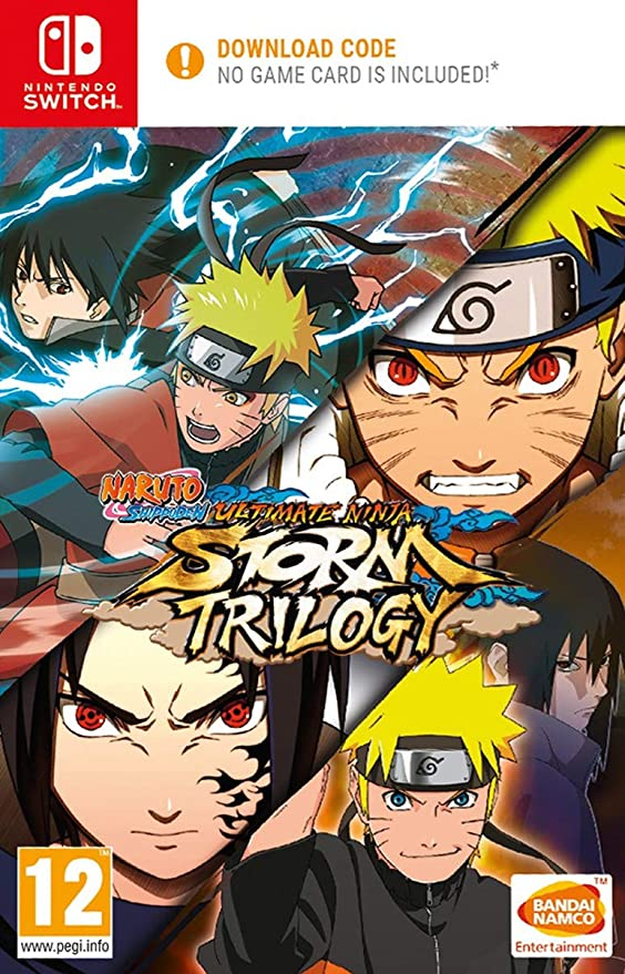 Naruto Ultimate Ninja Storm 3 Full Burst (Code In a Box ...