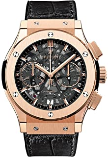 Hublot Classic Fusion Aero King Gold Mens Automatic Chronograph - 525.OX.0180.