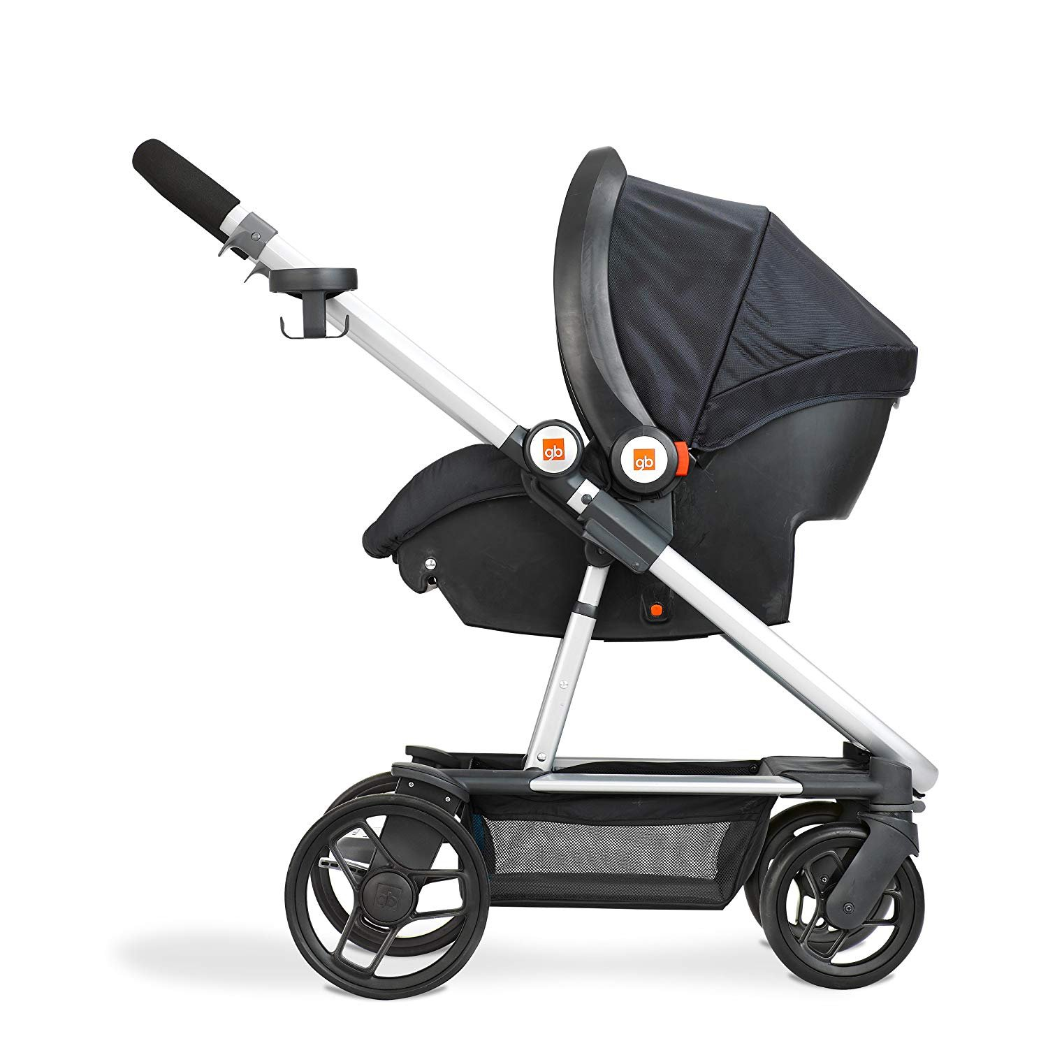 gb Evoq 4-in-1 Travel System, Charcoal by gb (Image #4)