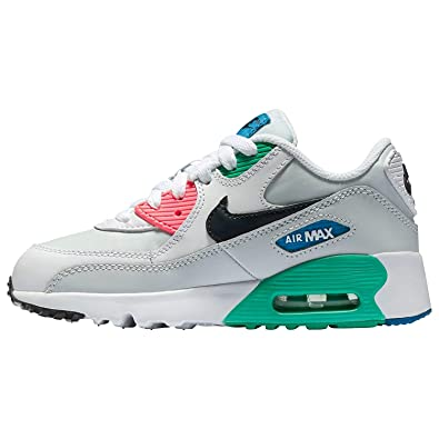 4b632e85c0b Nike Air Max 90 LTR (ps) Little Kids 833414-110 White Size  3 M US ...