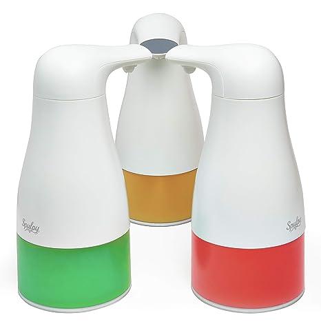 250 ml Schaumseifenspender Hochwertiger Edelstahl Seifenspender Schaum