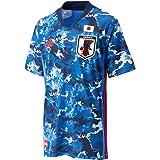 [アディダス] キッズサッカーウェア Kids サッカー日本代表 2020 ホーム レプリカ ユニフォーム 半袖(GEM06)