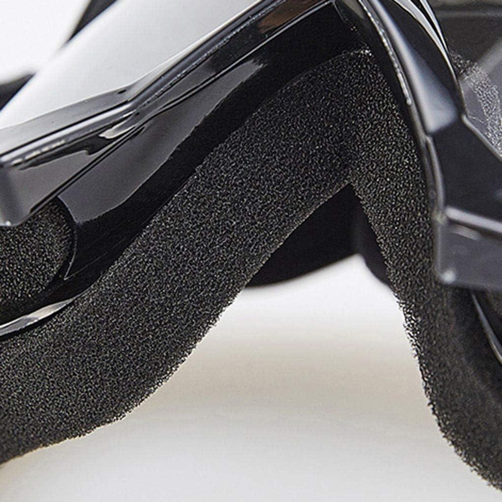 GFCGFGDRG Motocross Helm Goggles ATV MTB Dirt Bike Goggle Motorrad Off-Road-windundurchl/ässiges Skifahren Skating Brille