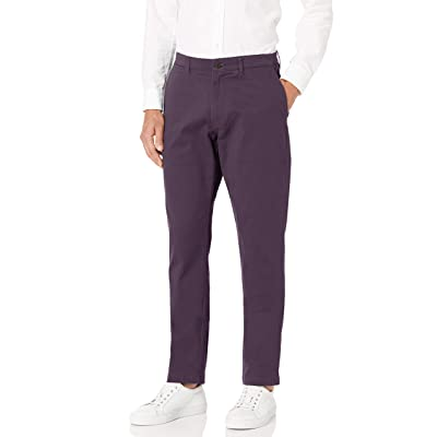 Brand - Goodthreads Men's Athletic-Fit Washed Comfort Stretch Chino Pant: Clothing