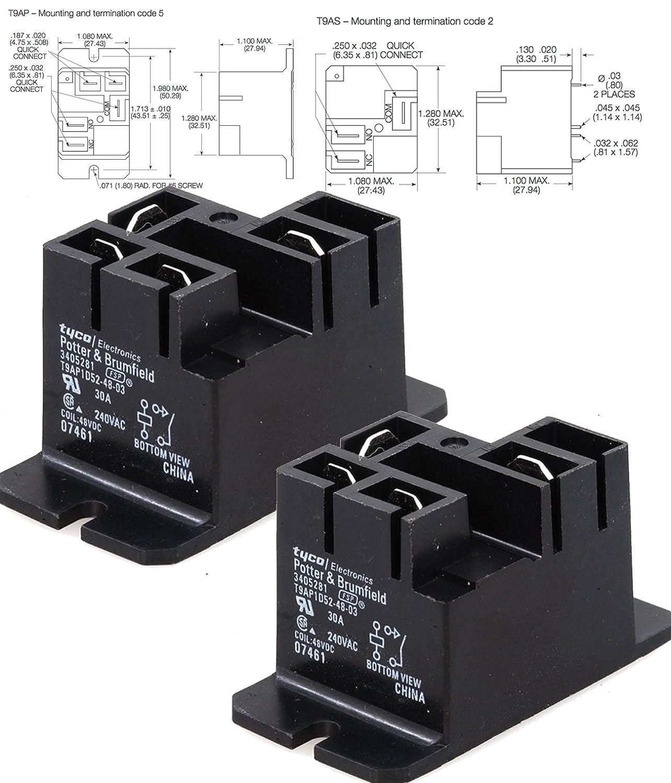 Potter Brumfield Wiring Diagram