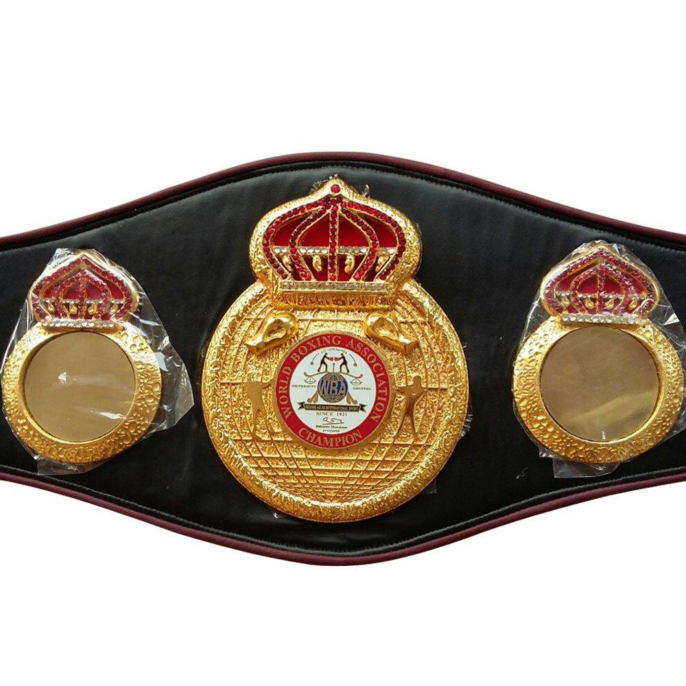 Brand New WBA Replica Boxing Championship Belt Mini Premium Quality by ADX Replica (Image #2)