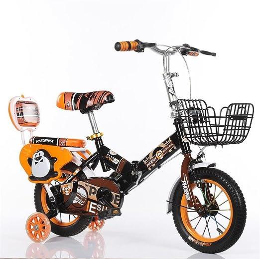 Bicicletas para niños Guo Shop- Bicicleta Plegable para Niños 2-4 ...