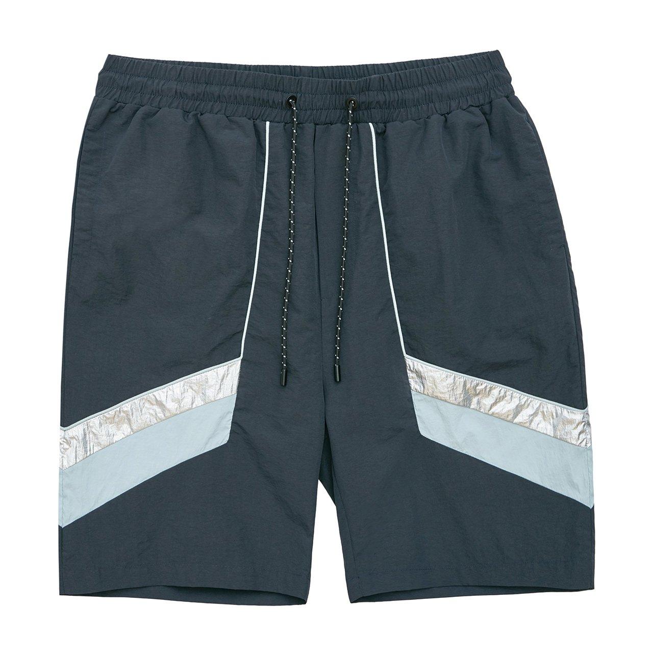 ACzeg Shorts Lässige Männliche Straight Street Loose Beach