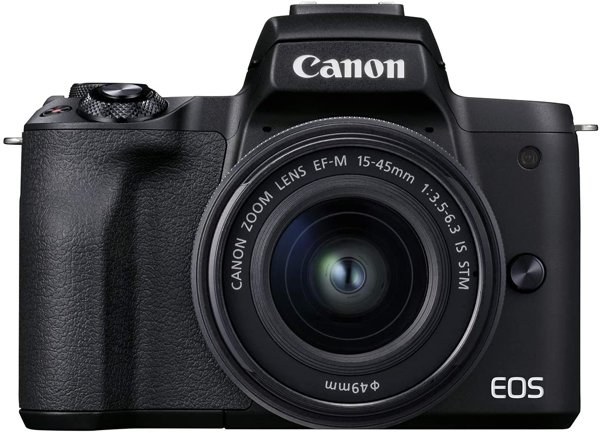 Canon EOS M50 Mark II video camera