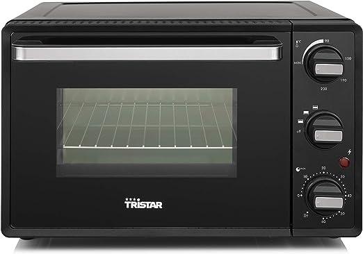 Tristar OV-3620 Minihorno con capacidad de 19 L, 1300 W, apto para ...