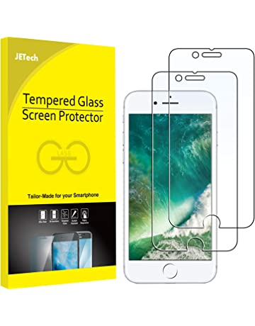 4323ecc5db JETech Screen Protector for Apple iPhone 8 and iPhone 7 Tempered Glass  Film