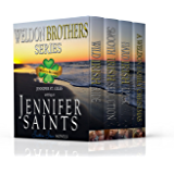 Weldon Brothers Book Set: Southern Steam Novels (Weldon Brothers Series)
