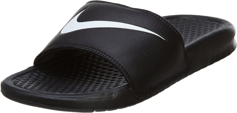 Nike Women's Benassi Swoosh - Black