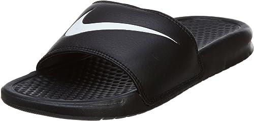 Nike WMNS Benassi JDI Print, Chaussures de Plage & Piscine