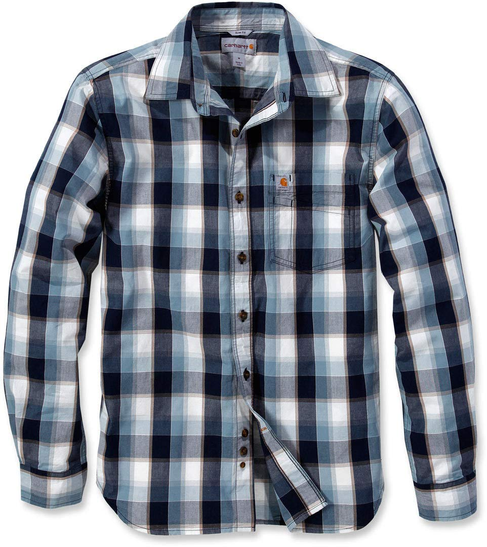 Carhartt Shirt Plaid Slim Fit 103190
