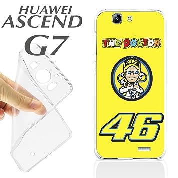 carcasaschulas K148 Funda Carcasa Huawei Ascend G7 Blanda ...