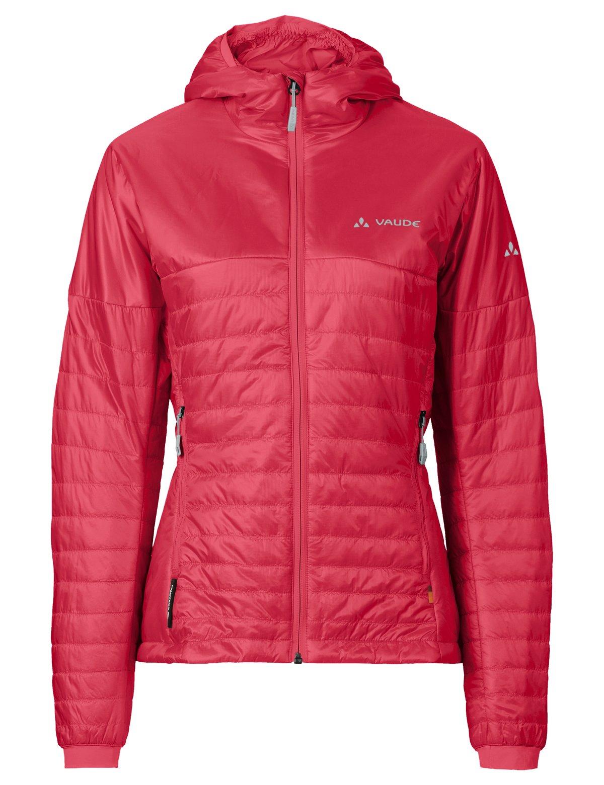 VAUDE Women's Freney Jacket, Strawberry, Size 40