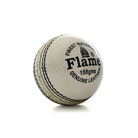 sunley flame cricket leather ball