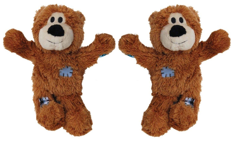 (2 Pack) KONG Wild Knots Bear X-Large