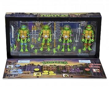Teenage Mutant Ninja Turtles TMNT Arcade Game Hero Figure ...