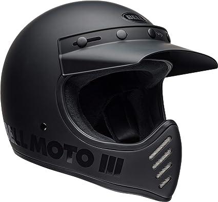 Bell Moto 3 >> Amazon Com Bell Moto 3 Helmet Blackout Xx Large Automotive