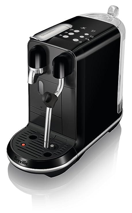Amazon.com: Breville bne500bks creatista uno cafetera de ...
