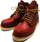 REDWING レッドウィング ブーツ #8875 CLASSIC WORK BOOTS アイリッシュセッター クラシック ワークブーツ 6インチ モックトゥ ORO-RUSSET PORTAGE(RED WING)