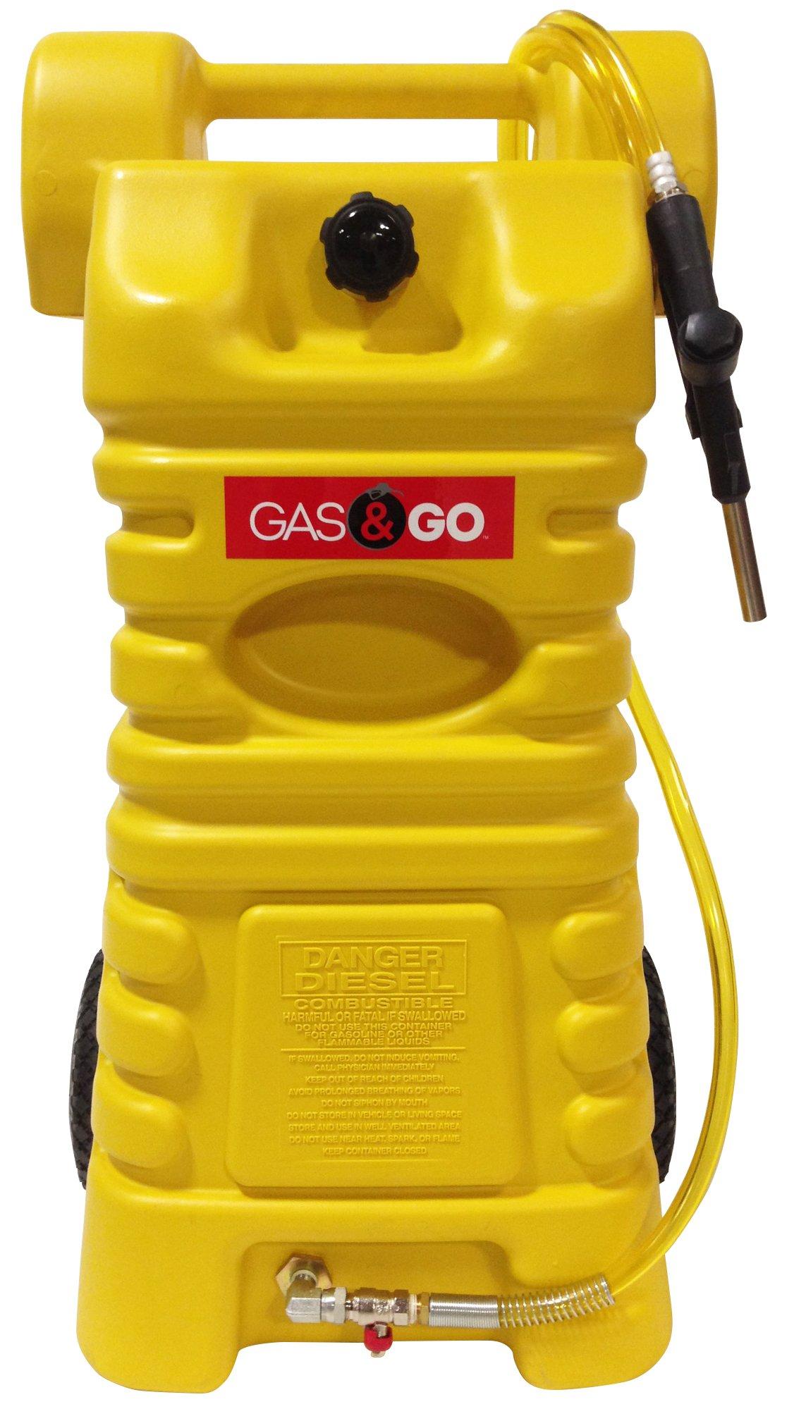 Gas & Go GG-25PFC-D-A Poly Fuel Cart