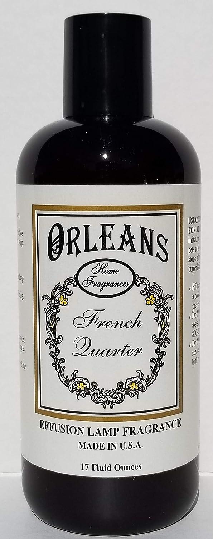 Orleans Home Fragrances Effusion Lamp Oil French Quarter