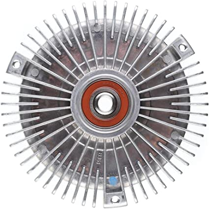 Dodge Freightliner Sprinter 3500 Fan Clutch And Fan Blade Premium Quality