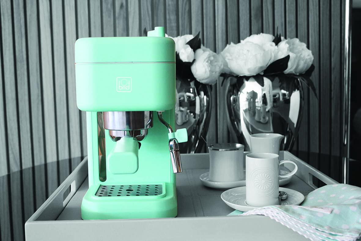 Briel ES 14VE Special Edition Cafetera Espresso, 1260 W, Plástico ...