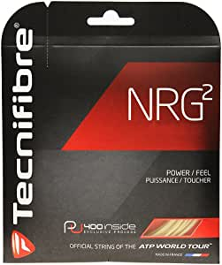 Tecnifibre NRG2 SPL Tennis String Set-Natural-17