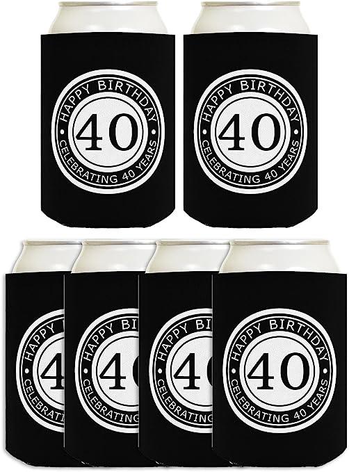 Amazon.com: 40 cumpleaños regalo de celebración 40 años ...