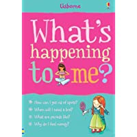 What's Happening To Me?: Girl