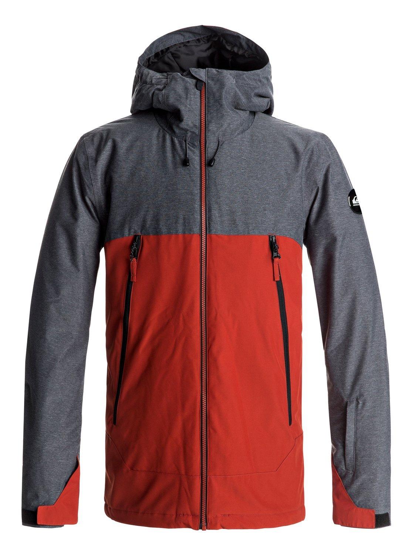 86b2b2065afc Quiksilver Children s Sierra Snow Jacket Lanai Ltd EQBTJ03058