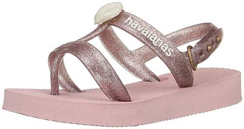 b1ebb0619a Havaianas Girls  Joy Gladiator Sandal
