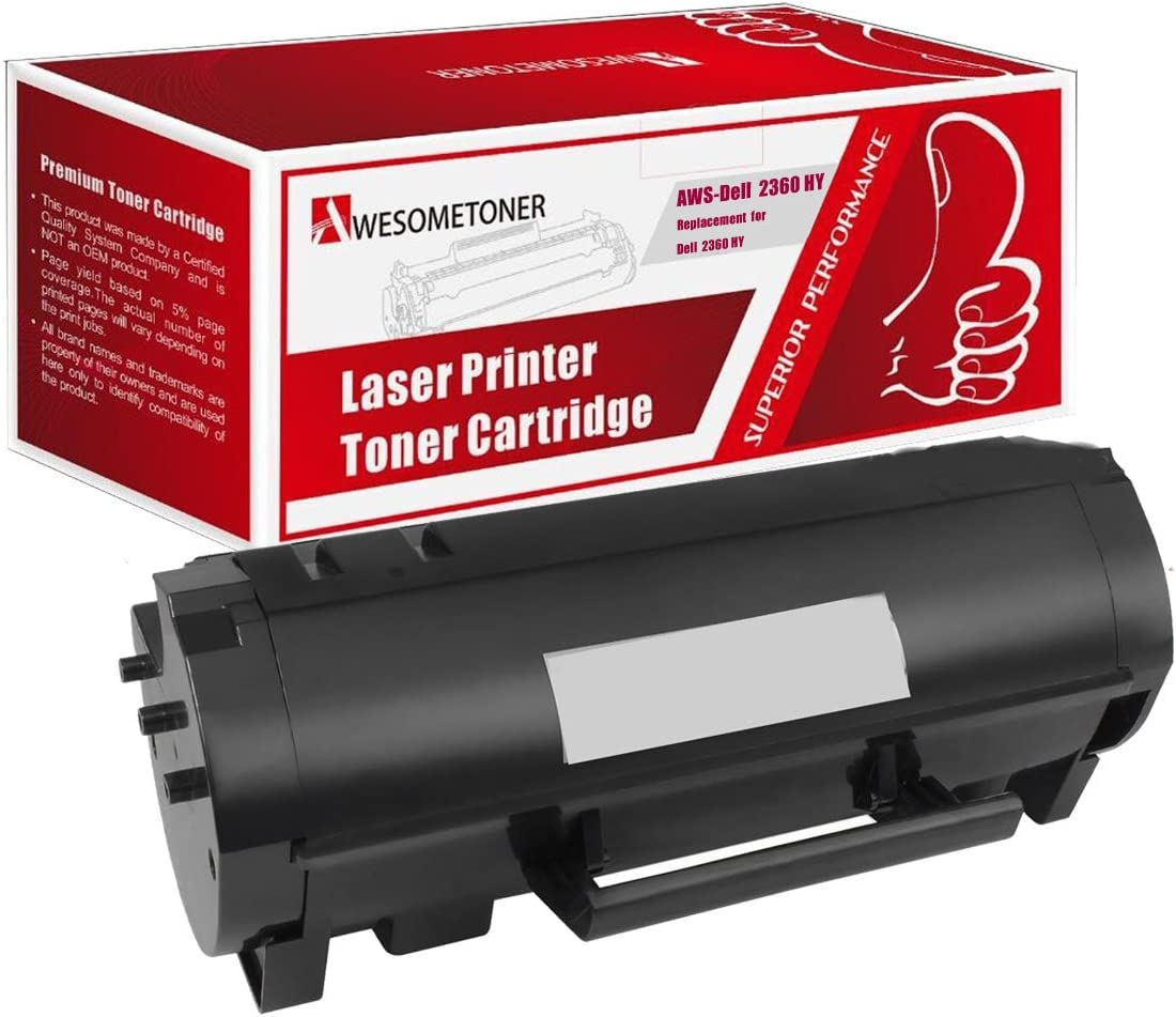 3000 Page Yield Equivalent to Dell 331-0717 SuppliesMAX Compatible Replacement for Media Sciences MDA46888 Magenta Toner Cartridge