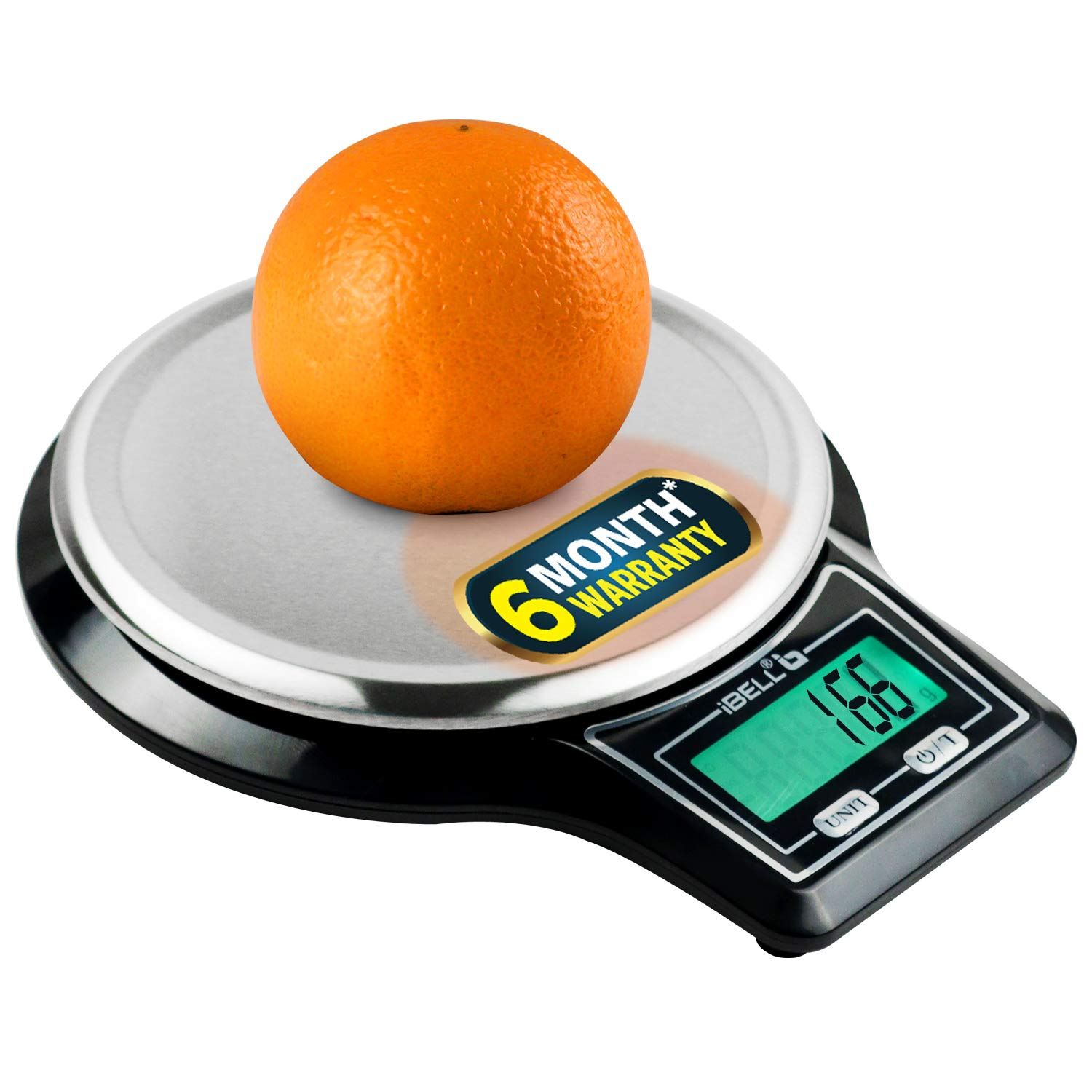 Multipurpose Stainless Steel Digital Kitchen Weighing Scale
