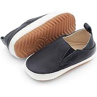 Dotty Fish Zapatos Casuales para Niños. Suelas de Goma para niños y niñas. Zapatos Antideslizantes para niños pequeños…