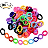 Amazon Com Goody Ouchless Tiny Terry Ponytailer Assorted