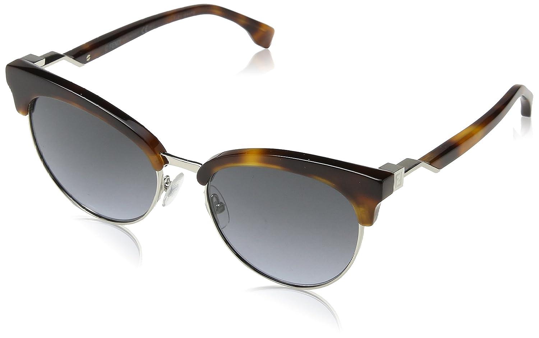 4d8c23bd51 Fendi Womens Women s Ff0229 S 55Mm Sunglasses at Amazon Men s Clothing  store
