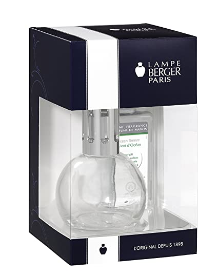 Lampe Berger Lamp And Home Fragrance Gift Set, Clear