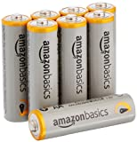 Amazon Price History for:AmazonBasics AA Performance Alkaline Batteries (8-Pack) - Packaging May Vary