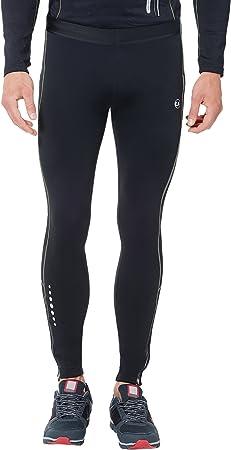 TALLA S. Ultrasport Effetto Compressivo E Funzione Quick Dry - Pantalones Largos Hombre