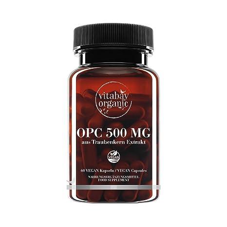 OPC 500mg altas dosis–a partir de la Extracto